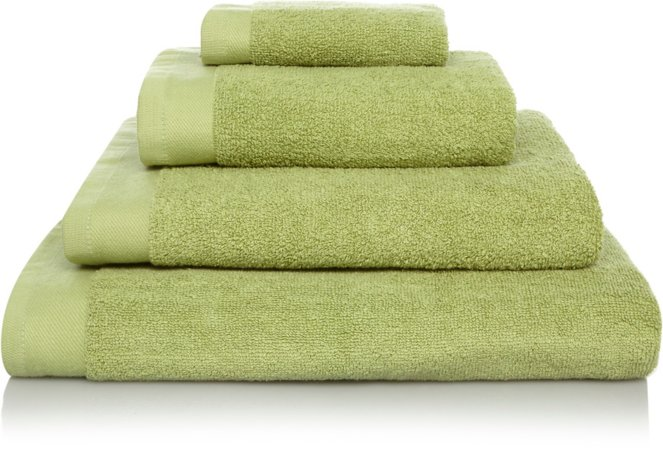 100% Cotton Towel Range - Winter Pear