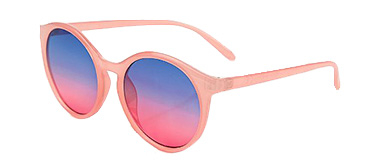 Finish all your summer outfits with these fantastically fun pink sunglasses