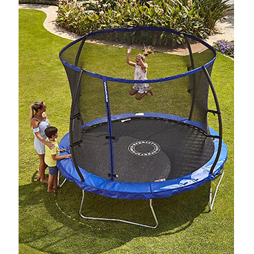 Jump into summer with a fun trampoline