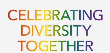 Celebrating Diversity Together