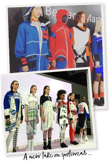 Discover the best trends of Graduate Fashion Week at George.com