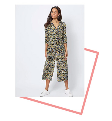 Stand out from the crowd in a stylish jumpsuit