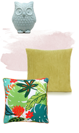 Put a fresh spin on your outstide space with our great range of bright and bold garden accessories.