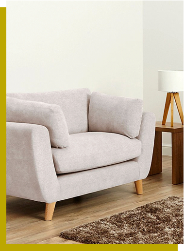 Fall for our comfy and stylish love seats at george.com