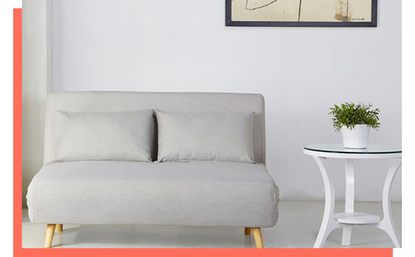 A functional option for family homes, shop our range of sofa beds.