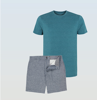 From shorts to swimwear, check out our men's holidaywear for a stylish summer holiday