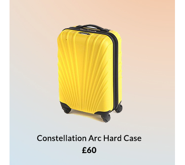 From cabin bags to spinners, large or small. check out our range of suitcases before checking in