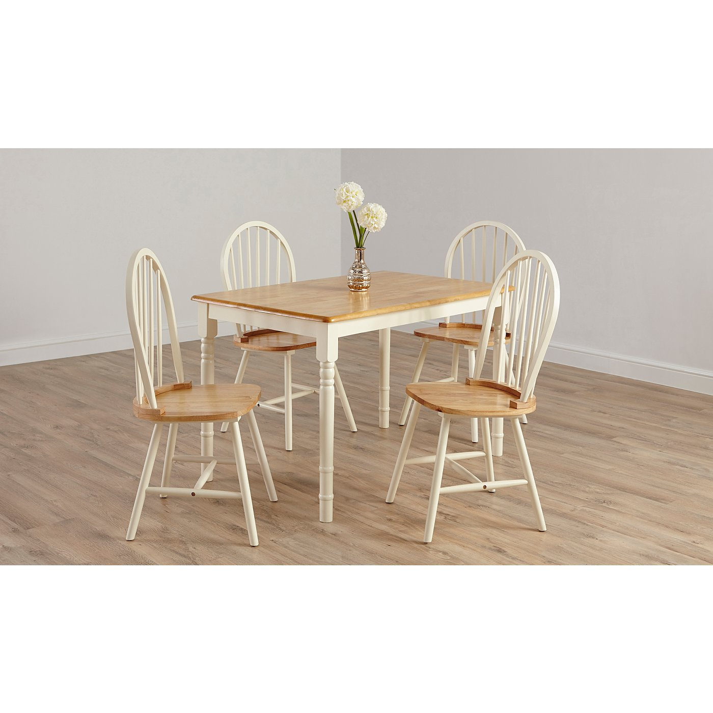 George Home Yvette Dining Furniture Range