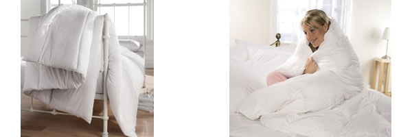 Duvets, Pillows, Mattress Protectors....Which is right for you