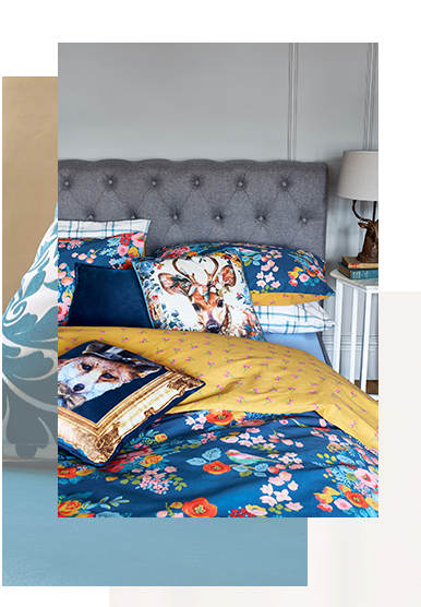 Refresh your sleep space with new bedding from our Modern Heritage range at George.com