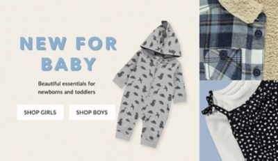 Shop baby boy new arrivals