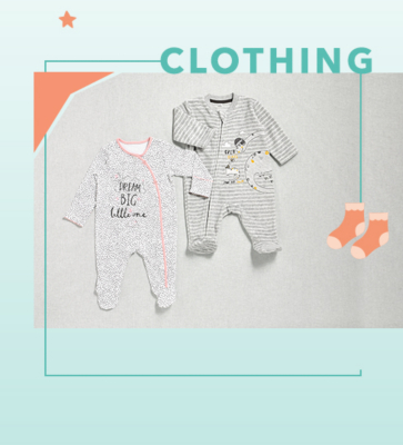 Need an excuse to add to their mini wardrobe? Check out our range of offers.