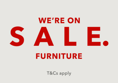 Update your home for the new season with selected furniture on SALE at George.com