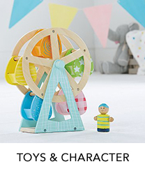 Discover our collection of toys including all their favourite characters at george.com