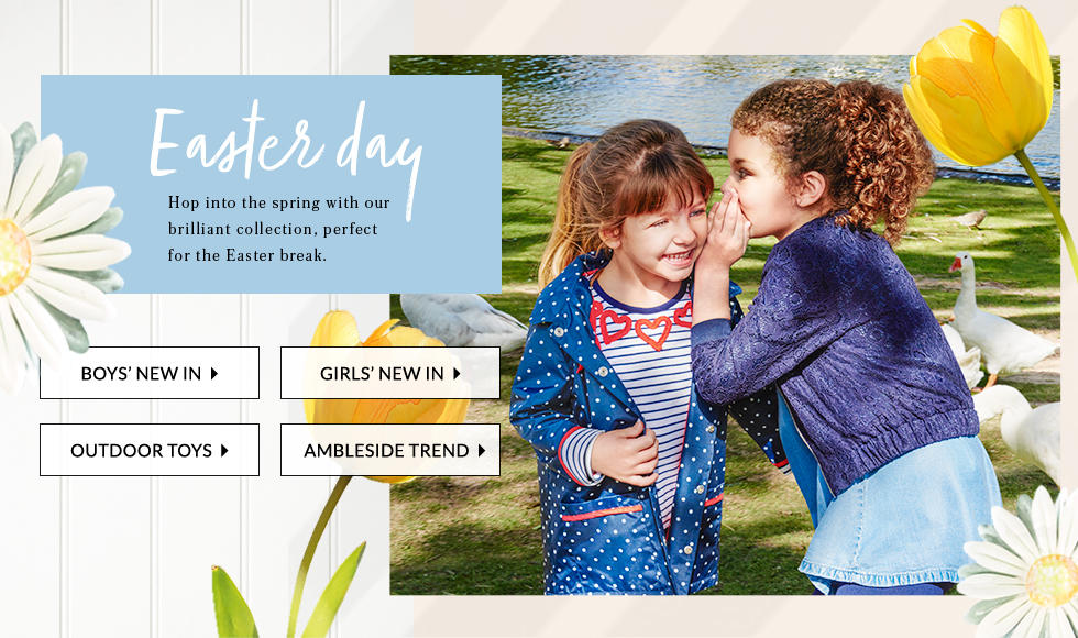 Easter collection customer aiding information negle Images