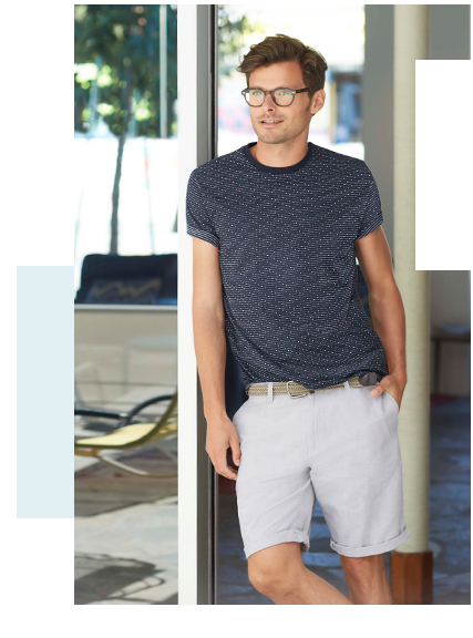 Upgrade his wardrobe with the latest styles and trends at George.com