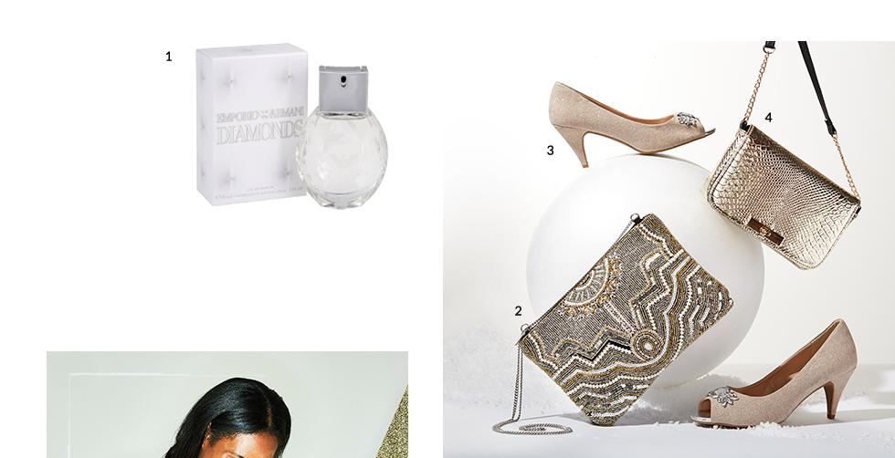 Glamorous gifts for her! - shop accessories and fragrances at George.com