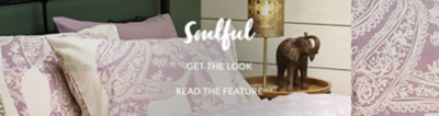 Add some SOUL to your home with our new Soulful collection at George.com