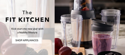 Shop the latest blenders and food processors