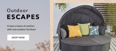Shop our range of outdoor furniture at George.com