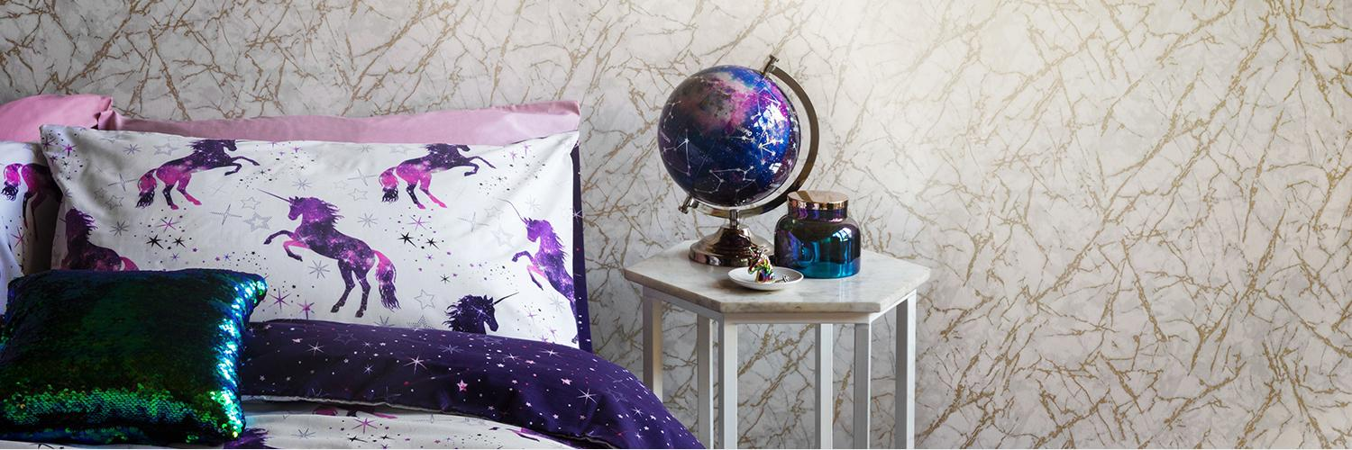 Bring a galaxy of style into the home with our Cosmic collection