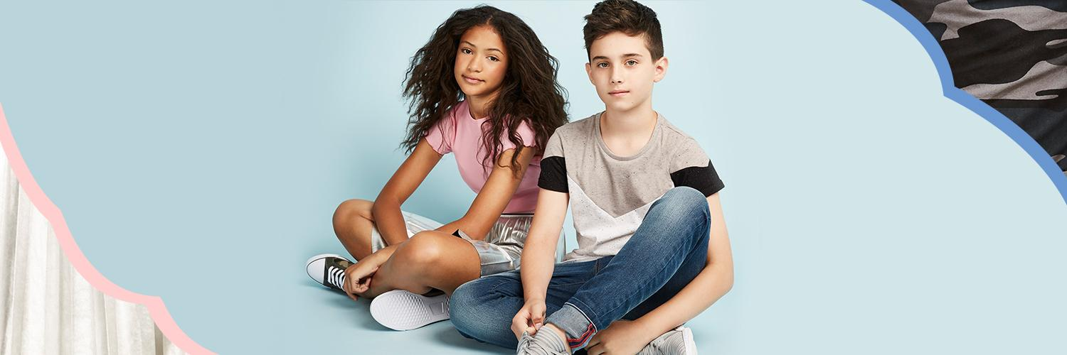 It's here! Our new teen clothing range has landed
