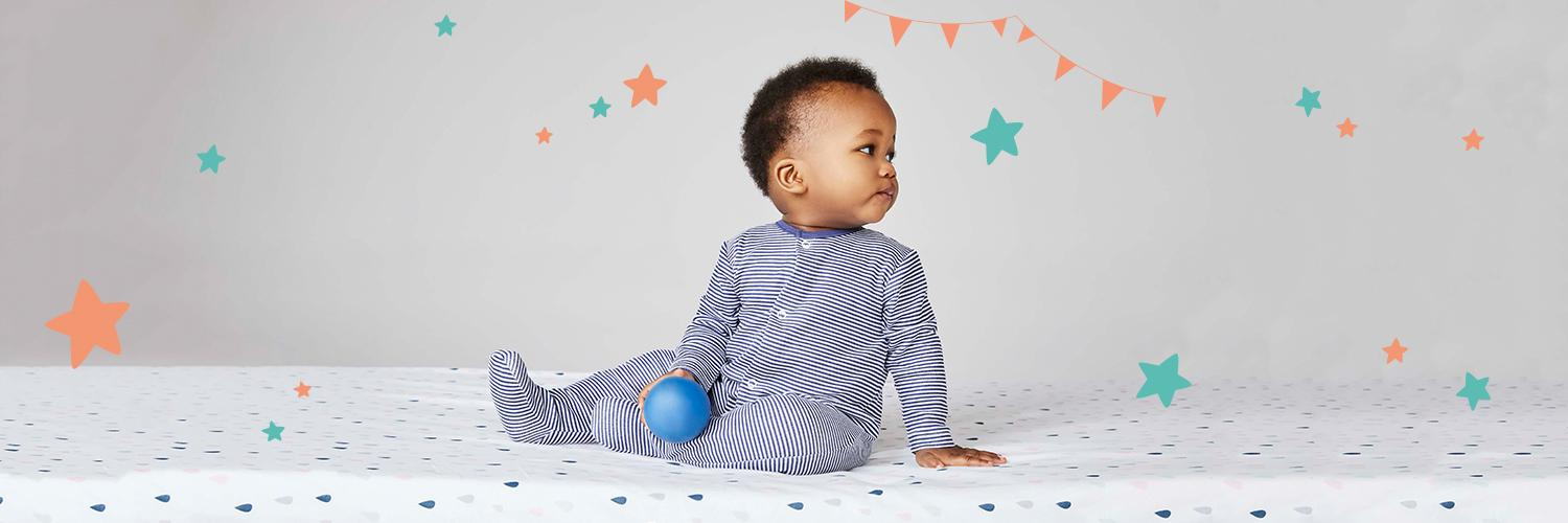 Find all your need for your little one with our wide range of baby essentials