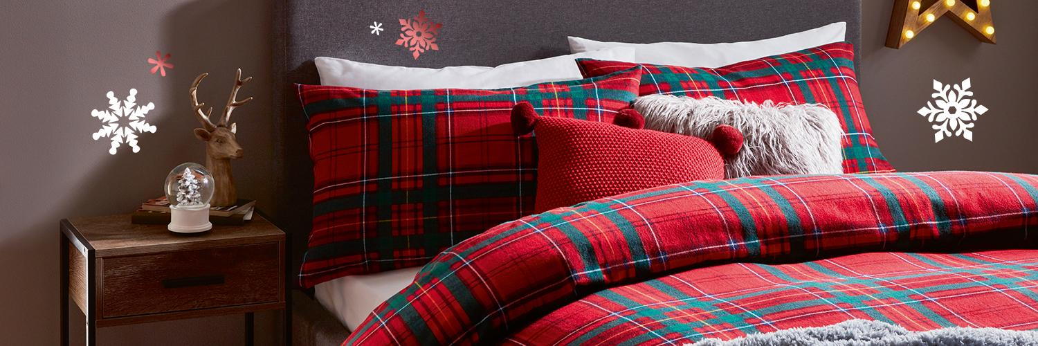 Have a very Hygge holiday with our Nordic-inspired Christmas home collection