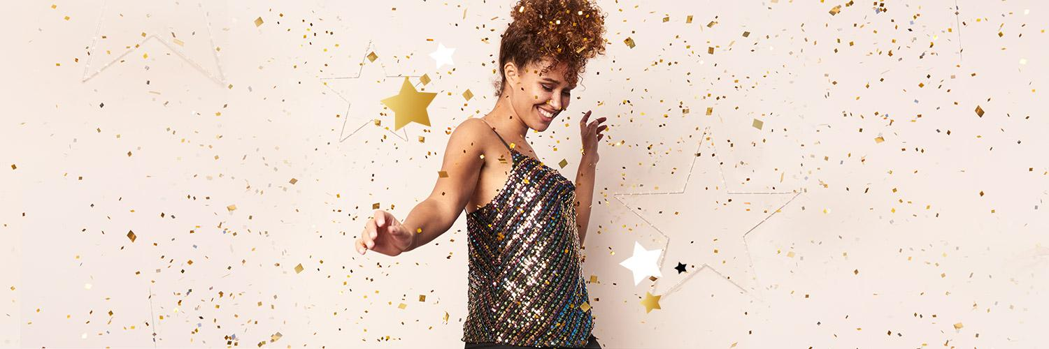 Find your party season look before it's too late!