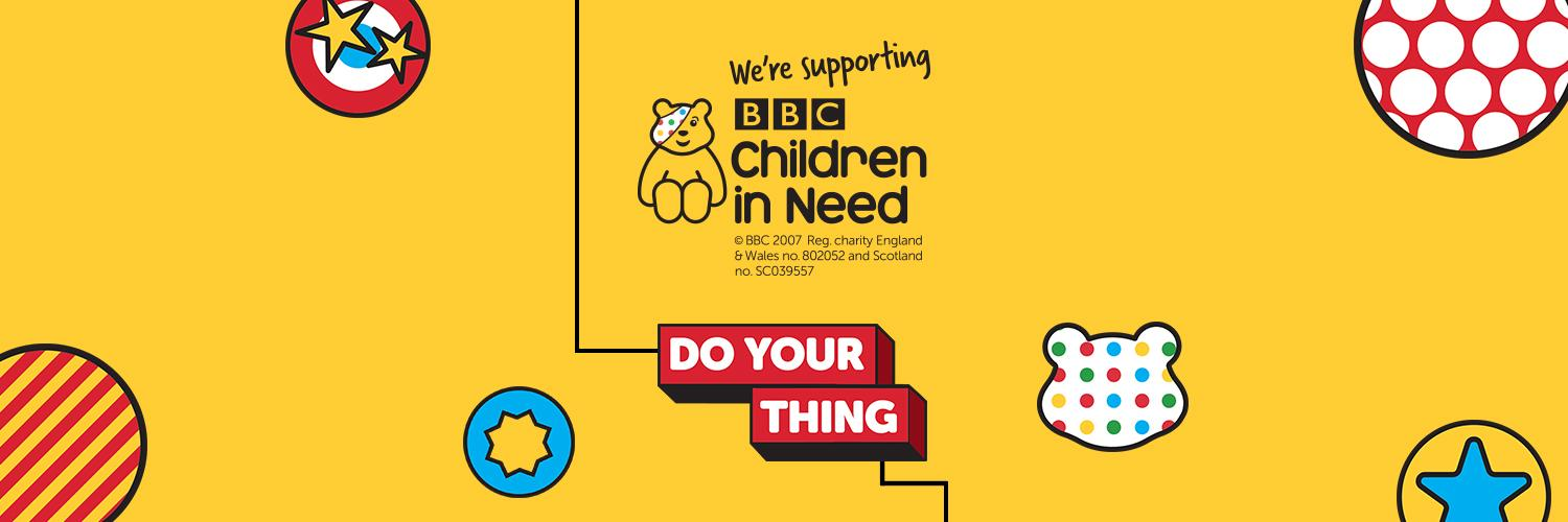 Discover fun ways in which you can get involved with Children in Need
