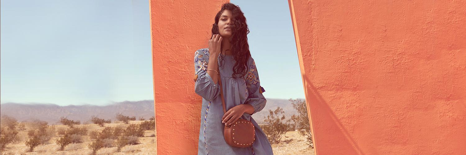 Discover how to style this season's Western trend
