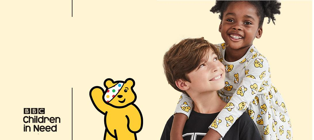 Shop our Children in Need clothing range at George.com
