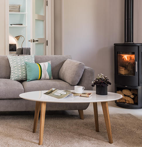 With a selection of cushions to lighting and throws - Check our how to spruce up your living room at George.com