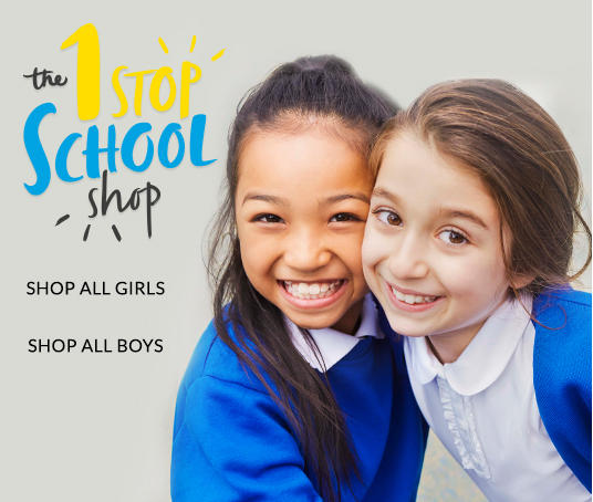 Start the new term in style with our kids school uniform