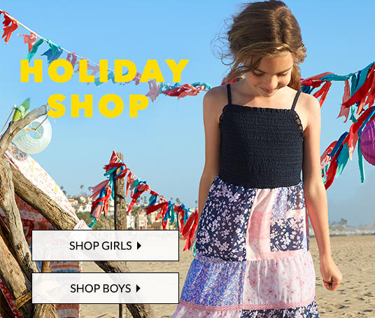 Ensure your mini traveller is set for their holidays with our holiday shop at George.com