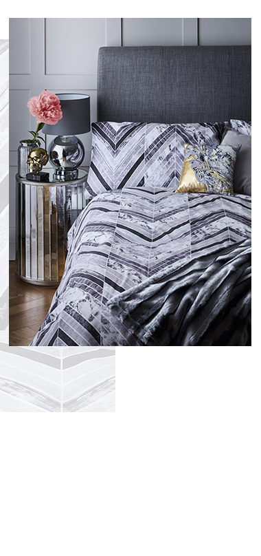 Turn your bedroom into a sanctuary with bedroom accessories from our Modern Opulence collection at George.com