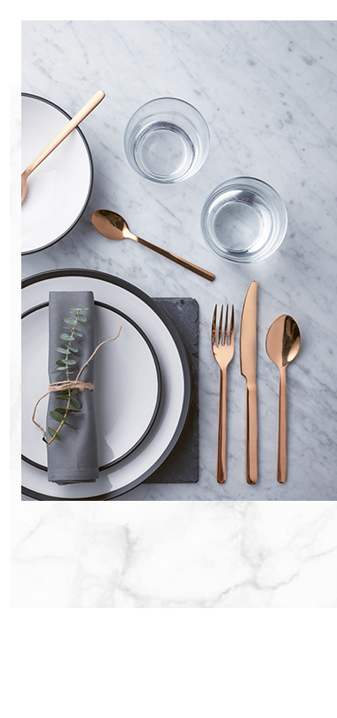 Give your kitchen a contemporary touch with our sleek kitchenware range at George.com