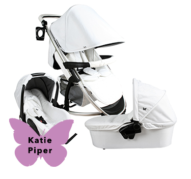 From car seats to bassinets and changing bags, shop the new My Babiie travel range at George.com