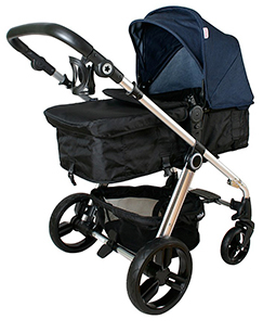 Expecting? Find the perfect pram, highchair or car seat with our new My Babiie range at George.com