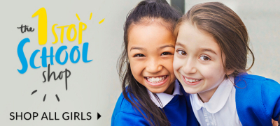 Shop our school range for girls at George.com