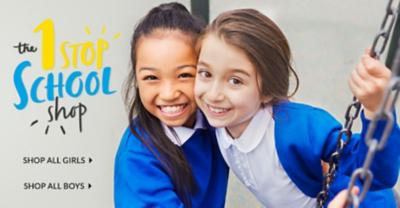 Little Girls School Dresses