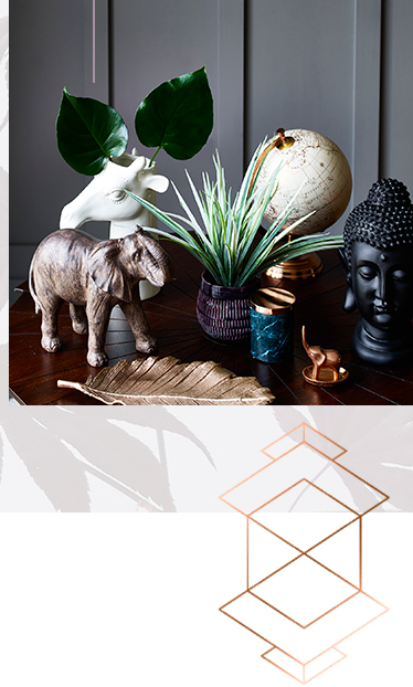Bring globetrotting influences into your bedroom with our Soulful accessories at George.com