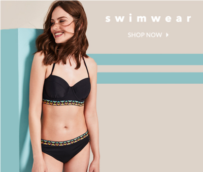 Look cool for the pool with the latest women's swimwear at George.com