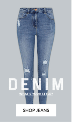 Find your perfect pair of denim jeans now