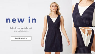 Discover the latest looks at George.com