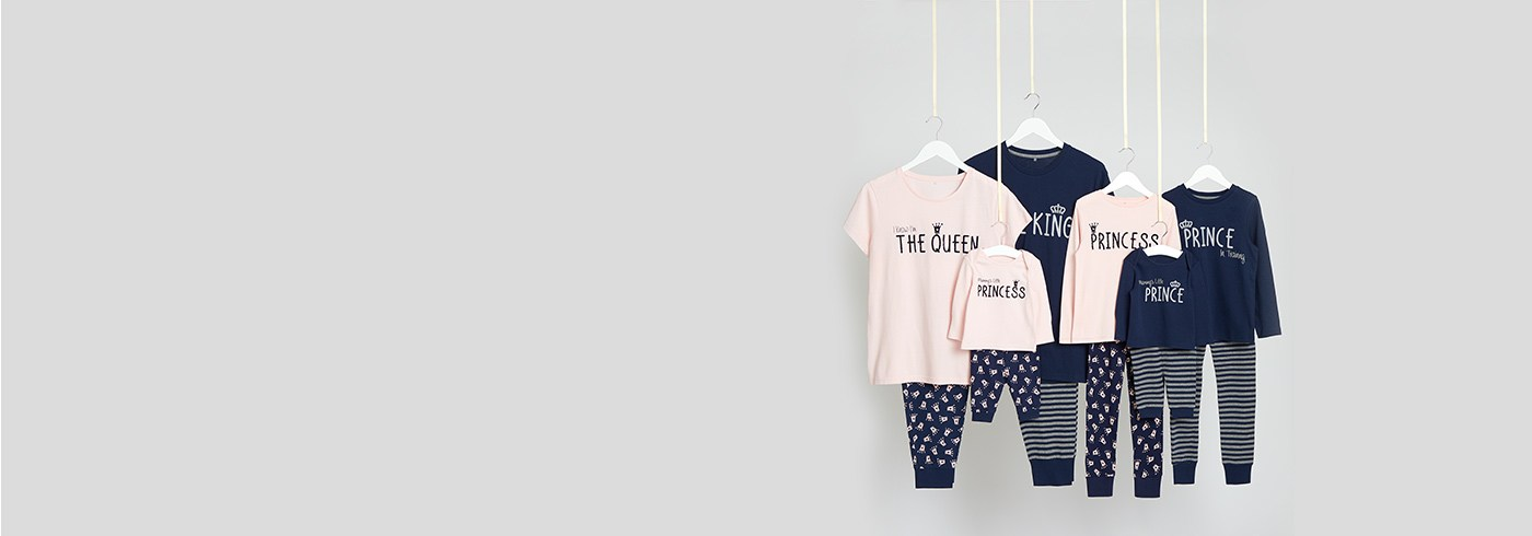 Matching Family Christmas Outfits Australia.Clothing Furniture Toys Baby Products George