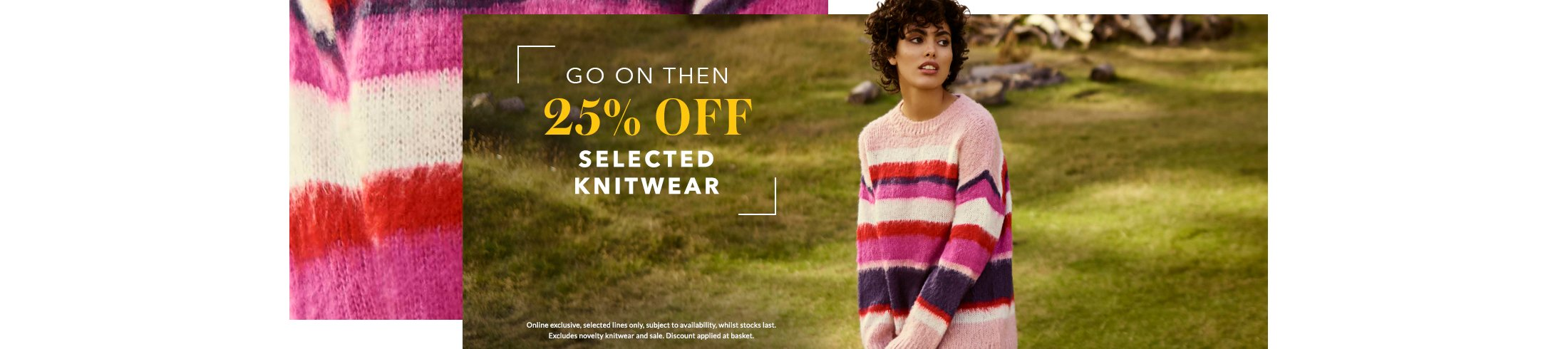 Shop women's knitwear sale