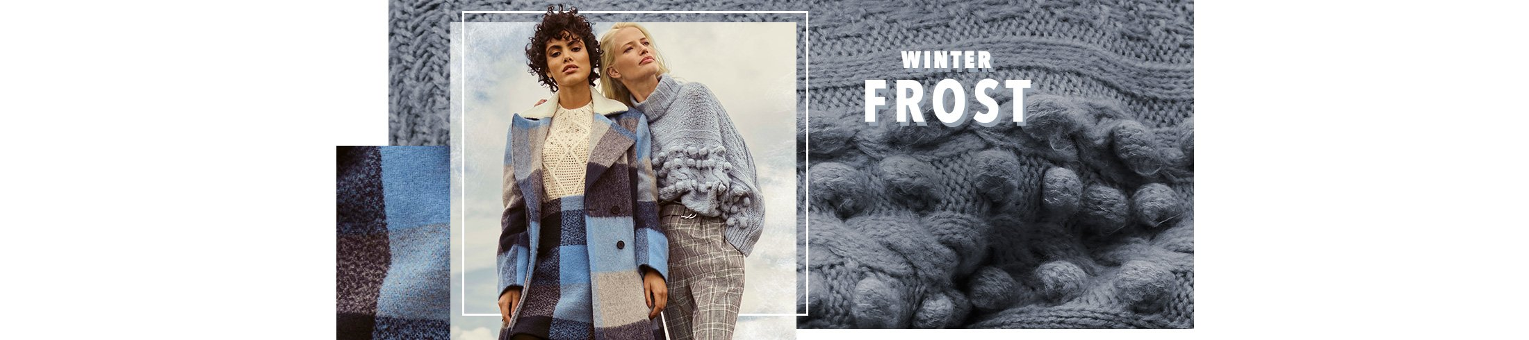Discover our new Winter Frost clothing collection