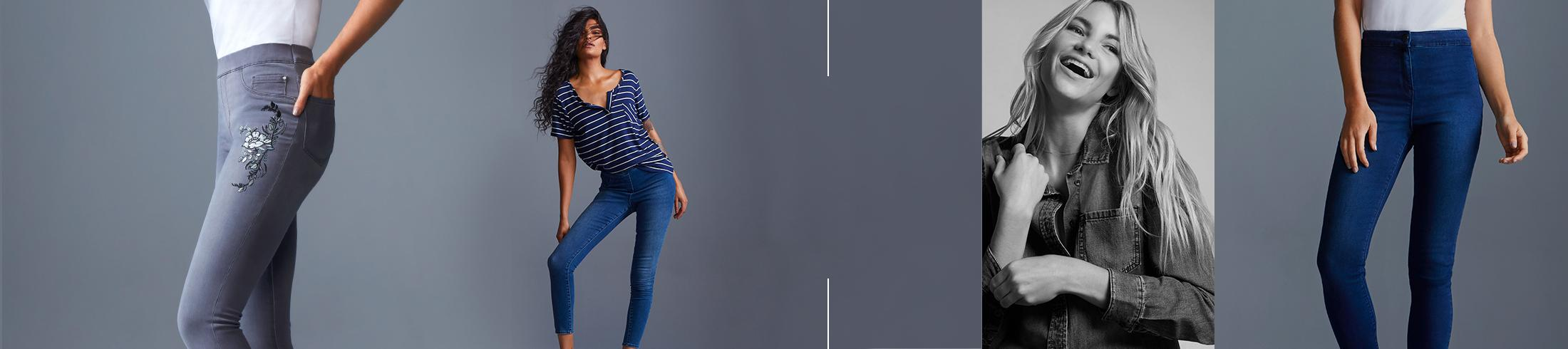Refresh your denim with new jeans at George.com