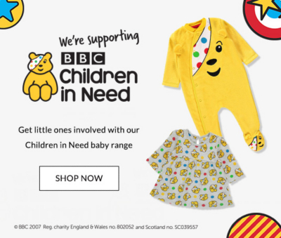 Explore our Children in Need shop